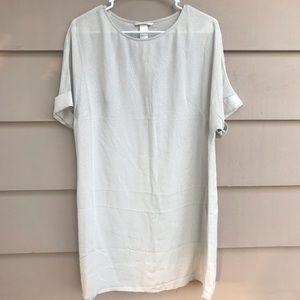 Women's H&M tunic shirt dress